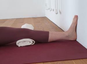 Yoga Workshop Knie im Moksha Yoga Studio in Neustadt