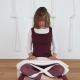Yoga Übung Pranayama Sita Gottschalk im Moksha Yoga Studio Neustadt