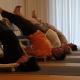 Yoga-Workshop Illiosakralgelenk und Hüfte im Studio für Iyengar Yoga und Meditation, Neustadt